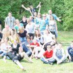 Gruppenfoto Jugendtanz in Bergneustadt, 6.-8. Mai 2011, © Lion Squares Germany e. V.