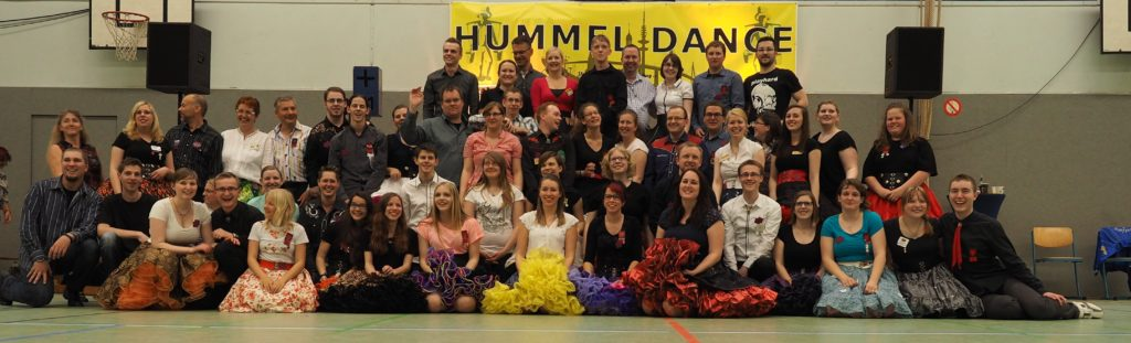 Gruppenfoto Hummel Dance in Hamburg, 23. Mai 2015, © Lion Squares Germany e. V.