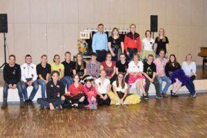 Gruppenfoto Clubabend in Unna, 22. Oktober 2016, © Lion Squares Germany e. V.