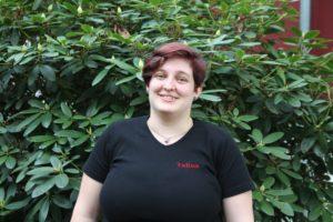 Talina Rein, Coordinator West, © Lion Squares Germany e. V