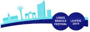 Logo Louis Brailie Festival 2019, © DBSV