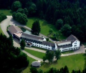 Luftbild der Veste Nystadt, © Jugendfreunde Velbert e. V.