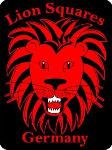 Mitglieder-Badge der Lion Squares Germany e. V., © Lion Squares Germany e. V.